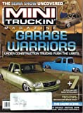 Mini Truckin' Magazine, Vol. 24, No. 4 (April, 2010)