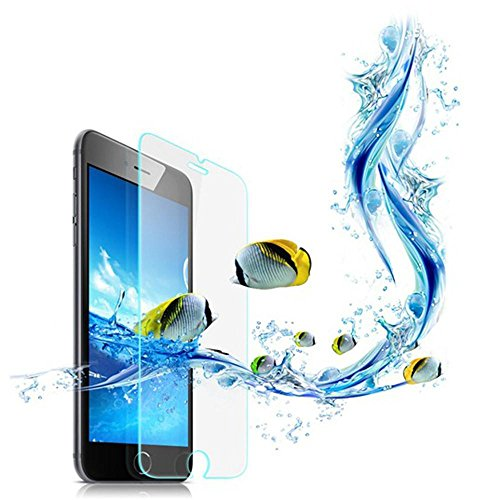 iPhone 7 Plus Screen Protector,FTXJ New Clear Tempered Glass Flim