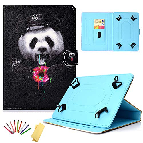 Uliking Universal Case 9.5-10.5 inch Android iOS Tablet, PU Leather Stand Cover 9.6