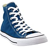 Converse Chuck Taylor All Star Hi-Top Sneaker (6 B(M) US Women/4 D(M) US Men, Blue Lagoon)