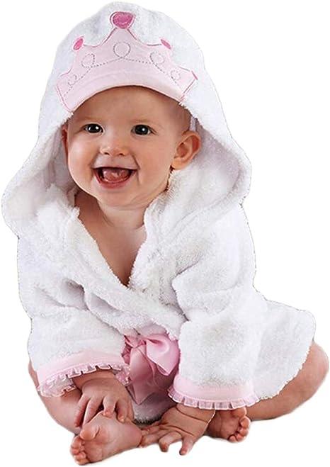 LYX Toalla para Bebé con Capucha, 100% Algodón Antibacterial Y Hipoalergénica Toalla para Bebé para Bebés Y Niños Pequeños,120Cm: Amazon.es: Deportes y aire libre