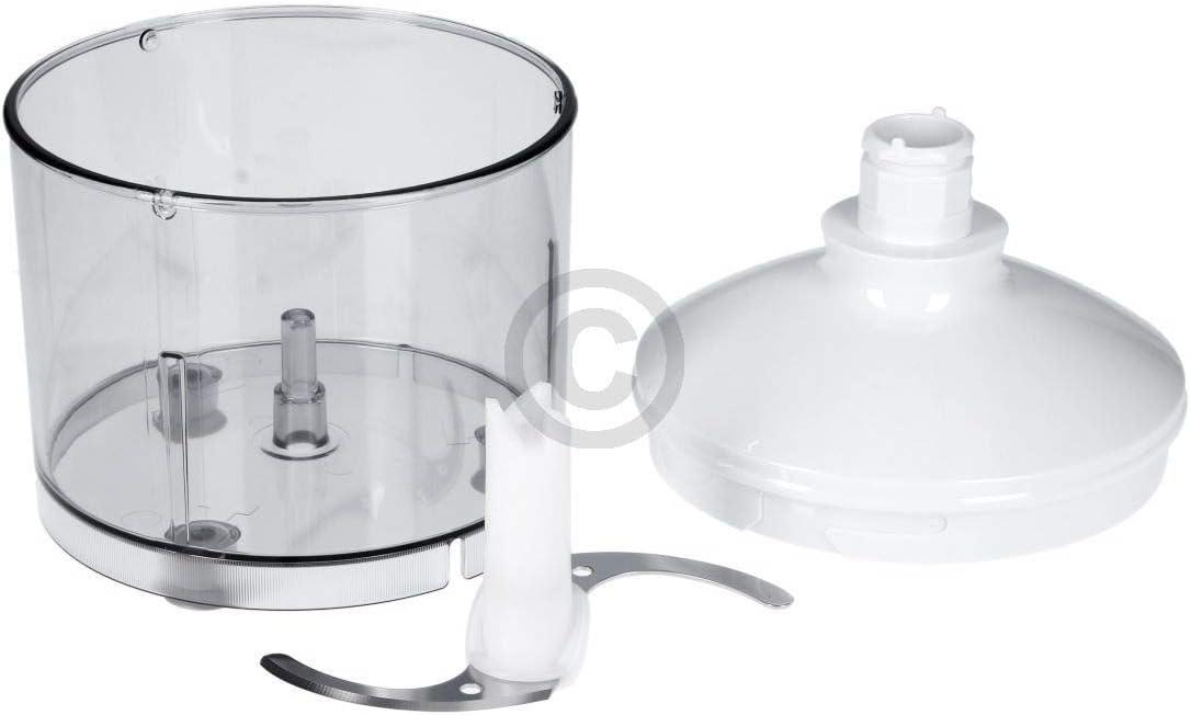 Bosch – Cuenco mezclador completo triturador universal – 00651139 ...