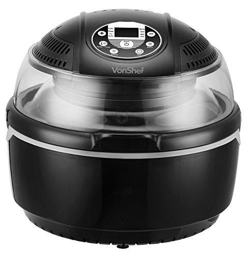 VonShef Electric Health 6-in-1 Turbo Air Fryer review