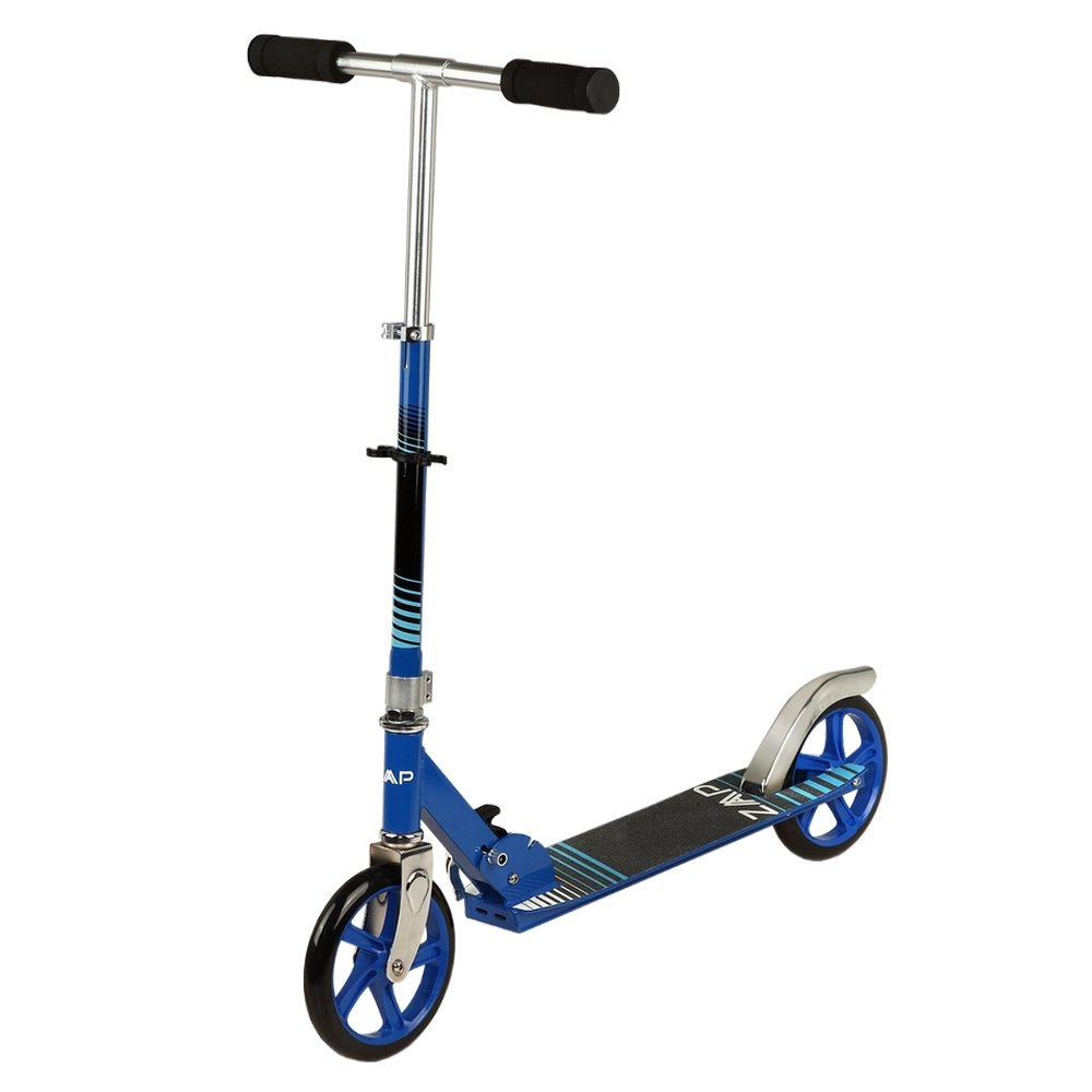 ZAAP Pro X1 Folding Kick Scooter with Adjustable Handlebar