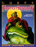 GURPS Fantasy Bestiary, Steffan O'Sullivan, 1556341849