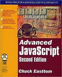 Advanced JavaScript with CDROM