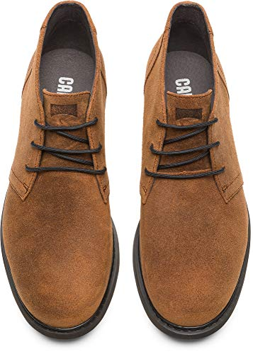 Camper Medium Scarpe Brown Marrone Uomo Oxford Neuman 210 Stringate r1rqw