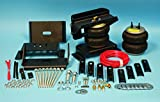 air bag suspension lines - Firestone Ride-Rite 2452 Ride-Rite; Air Helper Spring Kit; Rear; Incl. Brackets; Air Helper Springs; Hardware; Air Line; And Inflation Valves; w/o In Bed Hitch; No Drill Req.; Number W217602452;