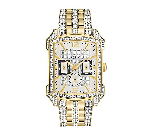 Bulova-Crystal-Collection-Two-Tone-Watch