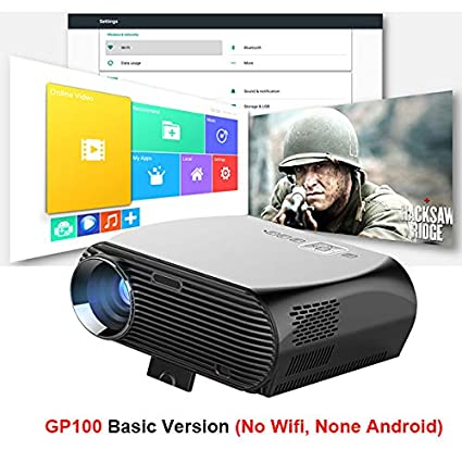 Amazon.com: OSB STYLE 3500Lumens LED Projector Full HD WiFi ...