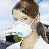 N95 Mask Drager X-Plore 1320 FFP2 Microbe Virus