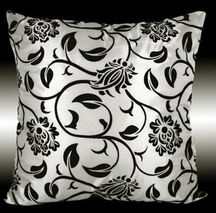 Price comparison product image Unique Style White Black Best Design Soft Square Pillowcase 18x18 Inch
