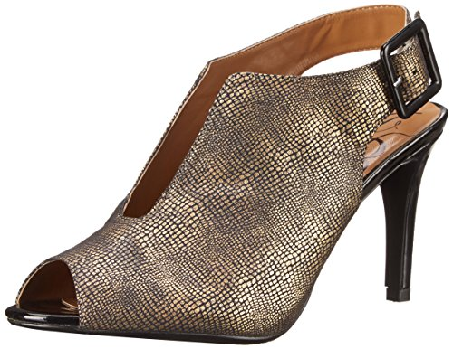 J.renee Womens Myra Dress Pump Old Gold