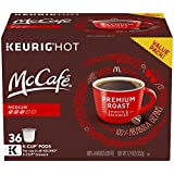 McCafe Premium Roast Coffee K-Cup Pods, 36 Count, 12.4 Ounce