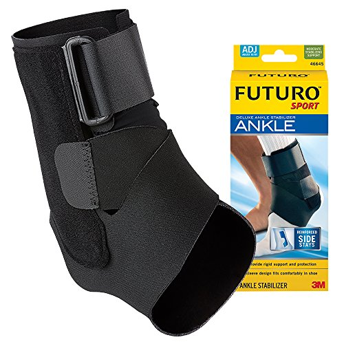 futuro sport ankle brace instructions