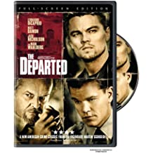 The Departed (Full Screen) (2007) DVD