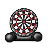 Robbey Outdoor Inflatable Soccer Darts Board PVC Tarpaulin with 2pcs Inflatable Ball for Sports Game Rental Business, Parties, Clubs