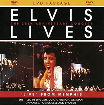 Amazon com: Elvis Lives- The 25th Anniversary Concert