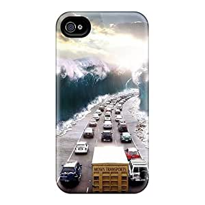 Rugged Skin Cases Covers For Iphone 6- Eco-friendly Packaging(awesome View)