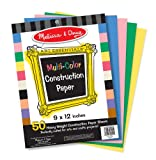 Image: Melissa and Doug Multi-Color Construction Paper