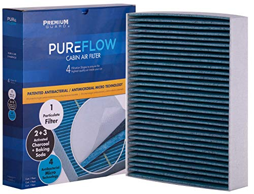 PureFlow Cabin Air Filter PC4255X | Fits 2012-19 Various models of BMW series 2, 3, 4
