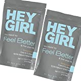 Immune System Booster (2PACK)- FEEL BETTER Herbal Tea Relieves Your Ugliest and Nastiest Cold and Flu Symptoms - A Natural Supplement Packed With Your Daily Vitamin C | The Perfect Gift Idea For Women