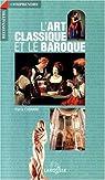 L'art classique et le baroque par Cabanne