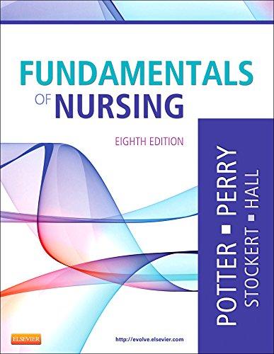 Fundamentals of Nursing 8e