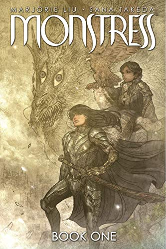 Pdf Comics Monstress Book One