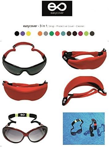 Nonbranded Easycover Laccio elastico per occhiali 3 in 1