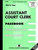 Assistant Court Clerk, Jack Rudman, 0837300347
