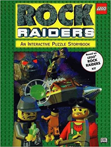 LEGO Game Books: Rock Raiders (Puzzle Storybooks, LEGO): DK ...