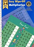 Easy Wipe-Off Multiplication, Dalmatian Press Staff, 1577591372