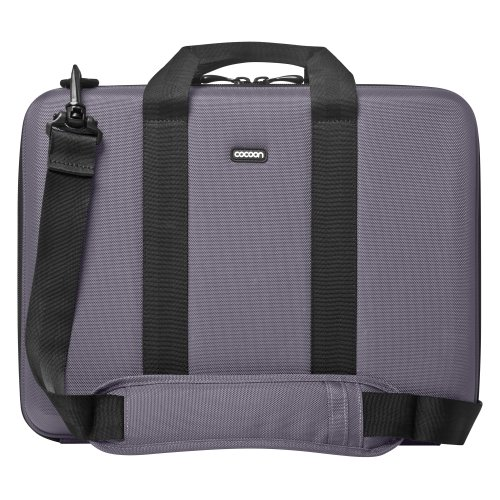 Cocoon CLB403GY Laptop Case, up to 16 inch, 16.5 x 3.5 x 12.75 inch, Gray