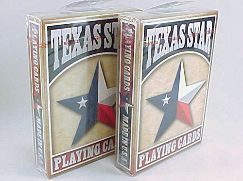 Texas Playing Cards - 2