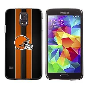 Stuss Case / Funda Carcasa protectora - Casco de fútbol americano - Samsung Galaxy S5