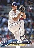 2018 Topps Series 2#376 Kyle McGrath San Diego Padres Rookie Baseball Card - GOTBASEBALLCARDS