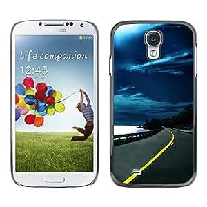 "For Samsung Galaxy S4 , S-type Naturaleza Hermosa Forrest Verde 12"" - Arte & diseño plástico duro Fundas Cover Cubre Hard Case Cover"
