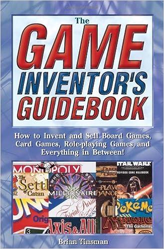 The Game Inventors Guidebook: Amazon.es: Tinsman, Brian: Libros en idiomas extranjeros
