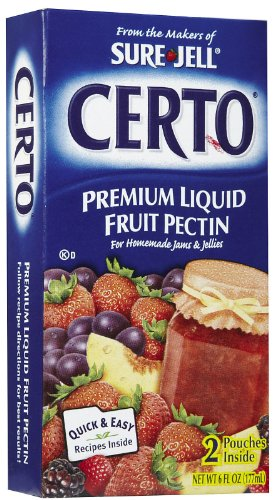 6oz Liquid Fruit Pectin by Certo