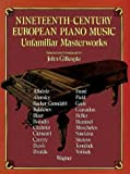 Nineteenth-Century European Piano Music, , 0486234479