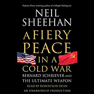A Fiery Peace in a Cold War Audiobook