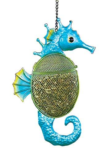 Collector Slinky (Sea Life Seahorse Shaped Metal Bird Feeder)