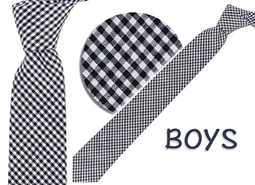 SEABLUE DESIGN Boys 100% Cotton Tie - Various Designs by SeaBlue Design