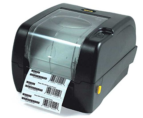 Wpl305 Thermal - Wasp WPL305 Thermal Label Printer - Monochrome - 5 in/s Mono - 203 dpi - USB, Serial, Parallel 633808402006