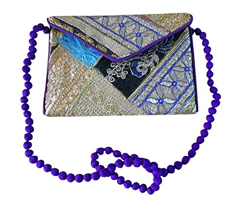Kalra Creations, sac à main pour femme sans poignées