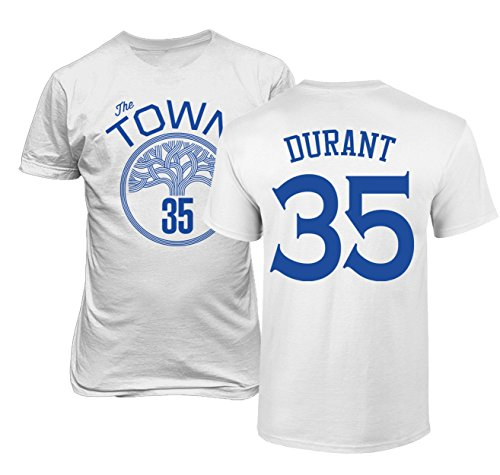 Golden State Durant The Town Vintage Men's T Shirt - Town Mens