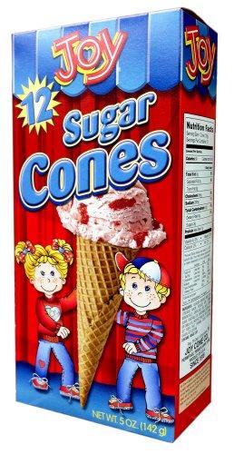 amazoncom joy cone 24count ice cream cups 35oz 2 pack - 258×500
