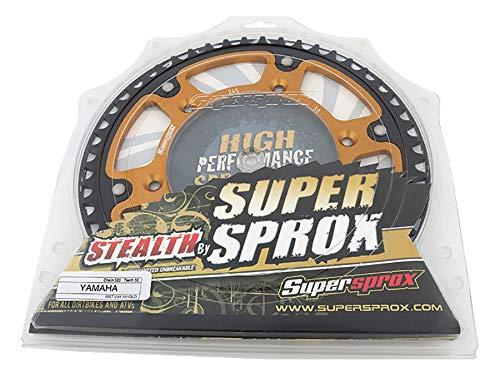 SuperSprox RST-245-50-GLD Gold Stealth Sprocket