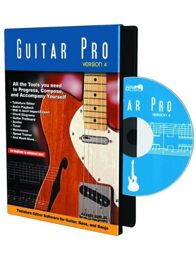 Guitar Pro 4 [Old Version] (Guitar Pro 4)